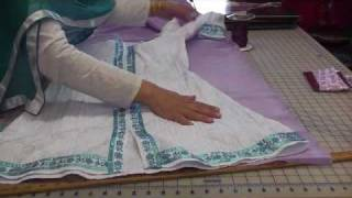 Sewing A Line Dress