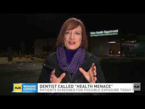 Oklahoma dentist called 'public health menace'