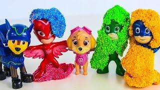 Щенячий патруль новые серии Развивающие мультики про игрушки Герои в масках Мультфильмы для детей