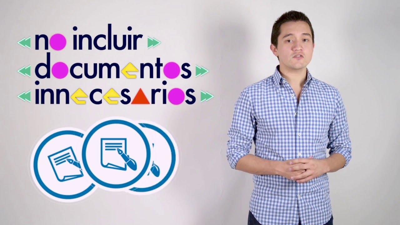 5 tips para hacer tu currículum - YouTube