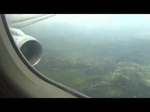 || Nepal Airlines || |नेपाल एअरलाइन्स | Flight from Kuala Lumpur to Kathmandu Nepal