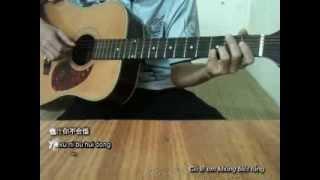 Đồng thoại - Quang Lương (Tong Hua - Guang Liang) - Guitar Solo (có tab)