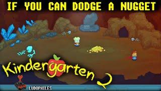 Kindergarten 2 Nuggets Story  f you can dodge a Nugget Walkthrough  Full Playthrough  Longplay