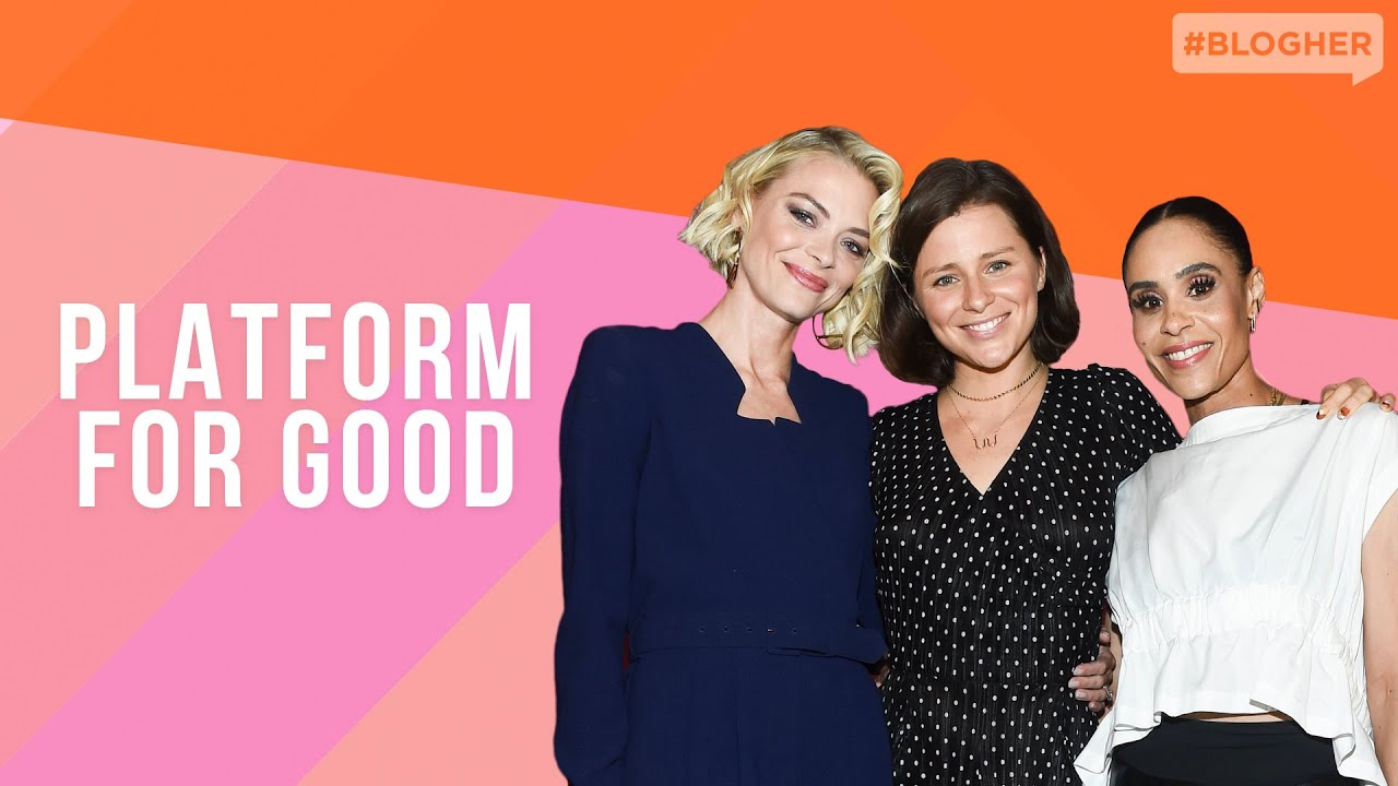 Jaime King, Lee Tilghman, and Angela Davis talk Miscarriages and  Endometriosis - BlogHer Health 2019