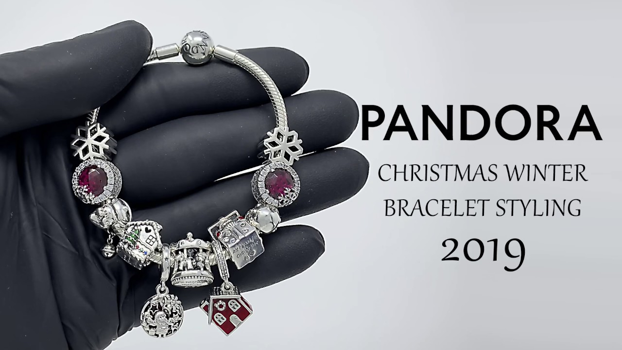 pandora charm 2019
