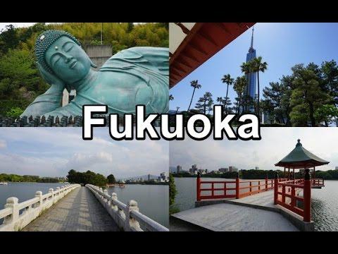 Best things to see in FUKUOKA・福岡 (Travel Vlog #14)