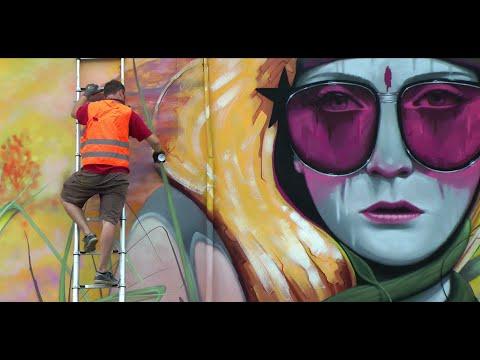 Urban Art Ventures Graffiti Documentation