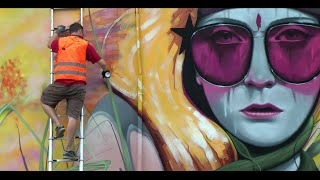 Urban Art Ventures project seeks to reactivate and revitalise urban...