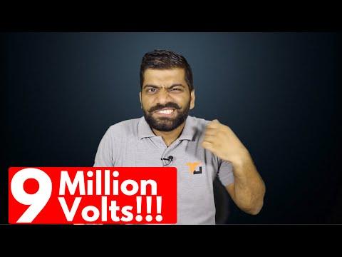 9 Million Volts!!!