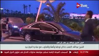 الشيخ عبدالله: الصمت خذلان لوطننا وأهلنا والتجاوب مع مبادرة الحوار جيد