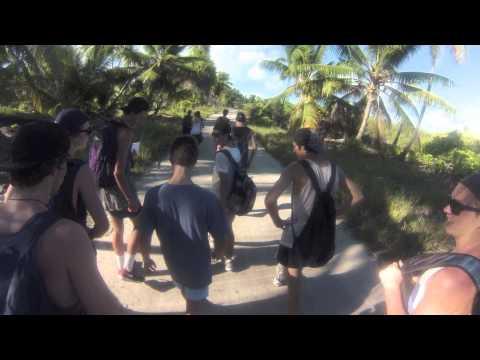 Kiribati trip 2013