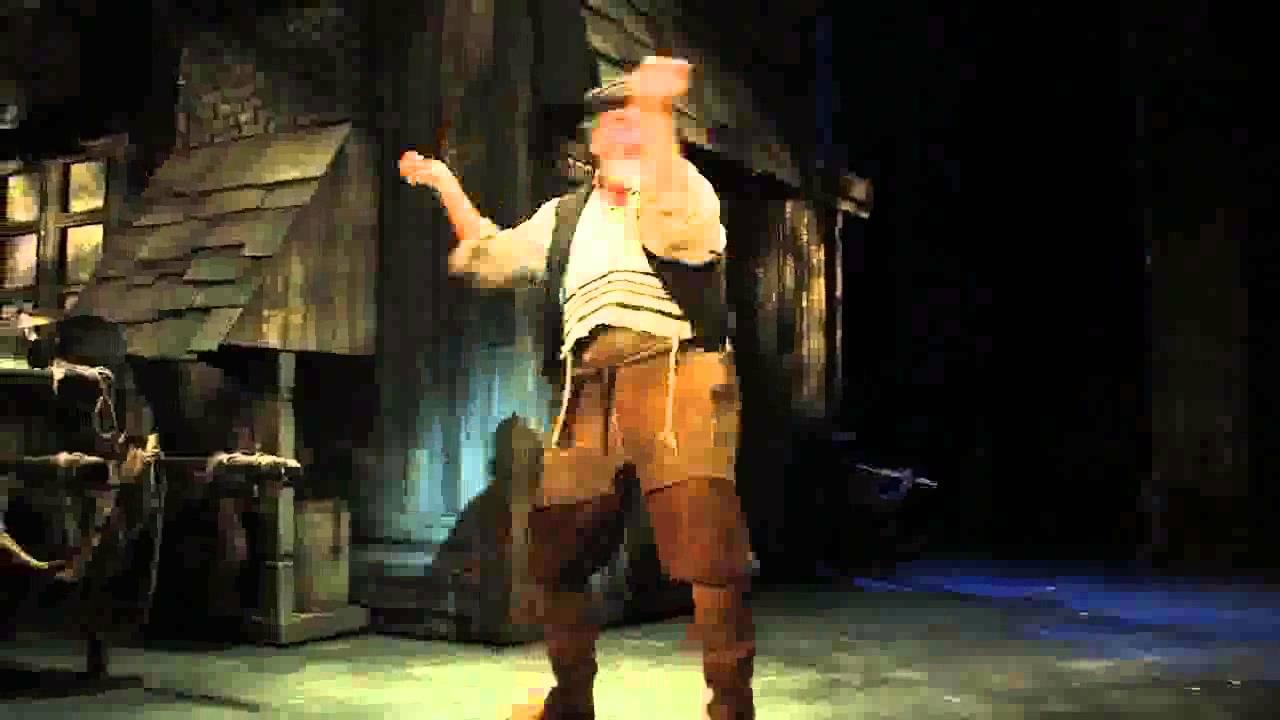 Fiddler On The Roof 2014 Trailer Youtube