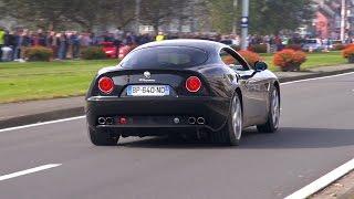 Alfa Romeo 8C Competizione Videos