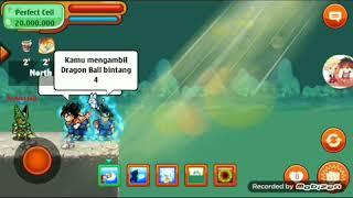 Ngọc rồng online - indonaga Xayda chơi damge mạnh nhất sv indo, Husky hành trình lên núi [NRO NaGa]