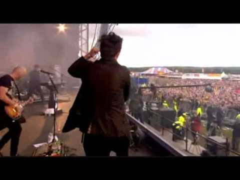 The Script - You Won't Feel a Thing [Live at T in the Park 2011]
