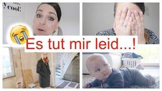 VLOG |Isabeau und ich fahren auf die Baustelle |Ich spreche Klartext!!! | Linda