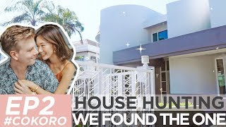 #CoKoro Episode 2: WE FOUND OUR HOUSE!   Camille Co