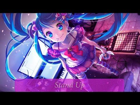【Nightcore】► Kana Nishino - Stand Up
