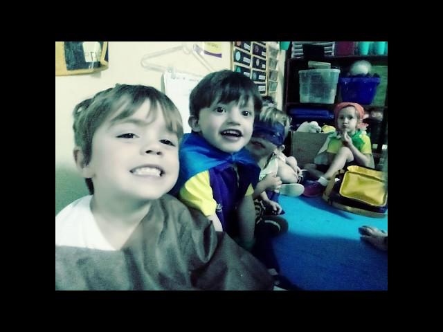 14º Simpósio | Infantil III A -  Turma da Gralha-Azul