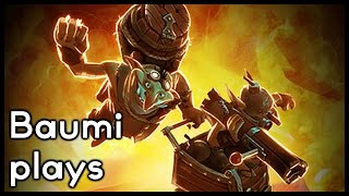 Dota 2 | BELIEVE IN THE MINES!! | Baumi plays Techies