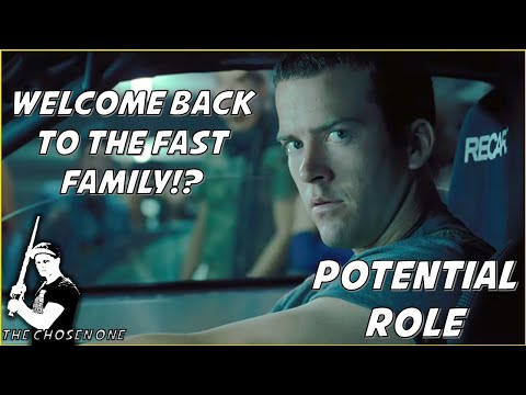 Lucas Black's Role In Fast 9 As Sean Boswell Explained