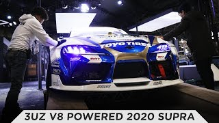 homepage tile video photo for 3UZ V8 POWERED 2020 SUPRA | 4K60