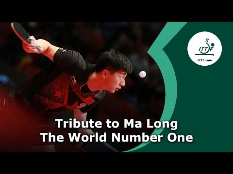 Thumbnail: Tribute to Ma Long - The World Number 1