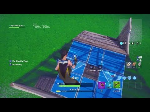 Fortnite How To Take Less Fall Damage And Regain The Height Advantage