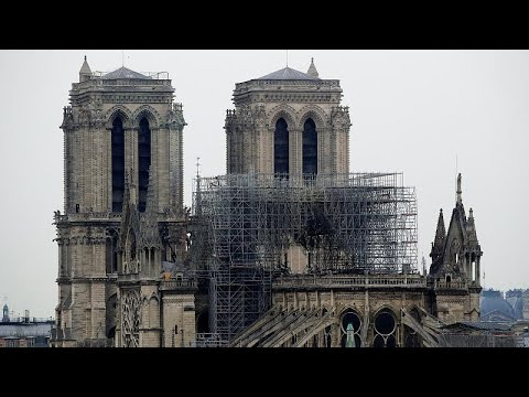 Brian Fink - French Billionaires Donate Over $450 Million To Help Rebuild Notre Dame
