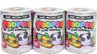 Poopsie Slime Surprise Blind Box Unboxing Toy Review DIY Unicorn Slime