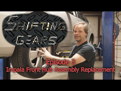 SG3 Impala Front Hub Assembly Replacement