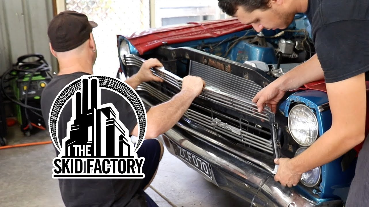 THE SKID FACTORY - V8 Turbo Ford Fairlane [EP4]