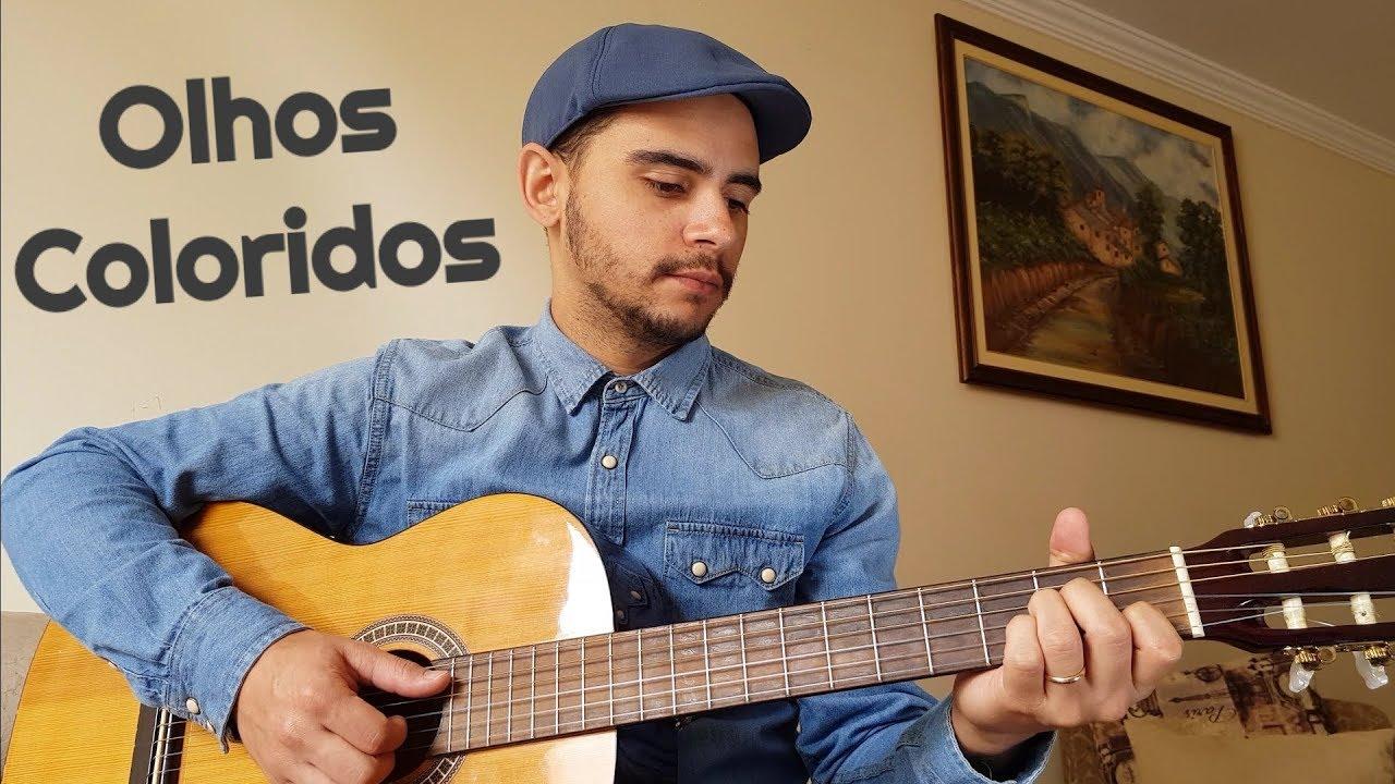 Olhos Coloridos - Sandra de Sá (Carlos Cotrim cover)