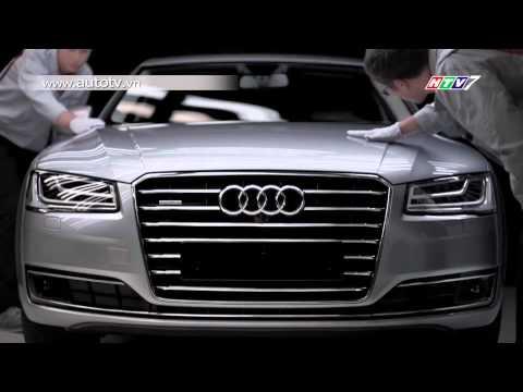 Tìm hiểu công nghệ đèn LED của Audi
