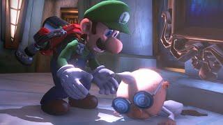 Luigi's Mansion 3 Walkthrough Part 1 - The Death of Professor E. Gadd?!