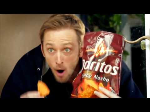 super advertising tv - 8 doritos