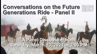 Conversations on the Future Generations Ride - Panel 2