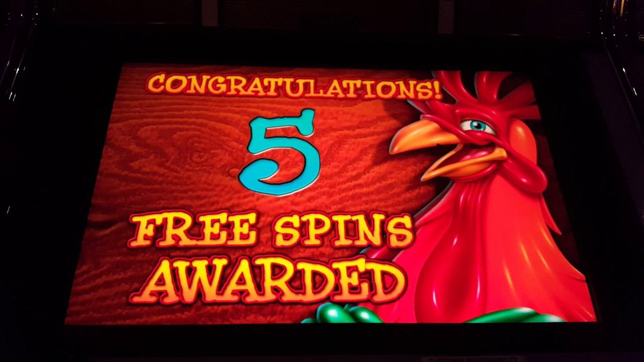 Red Rooster Slots