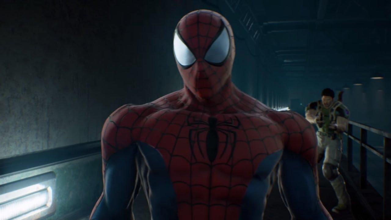 Marvel vs Capcom Infinite pl – SPIDER MAN I KORPORACJA UMBRELLA – zagrajmy w