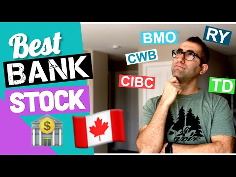 WHICH CANADIAN BANK IS BEST? - Should I Invest in Canadian Western Bank...?