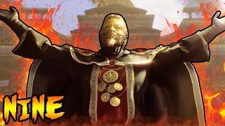 IX STORYLINE! Gladiator Colosseum Map! Black Ops 4 Zombies NINE Storyline & Easter Eggs!