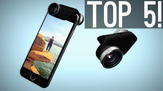 Top 5 Genius Smartphone Accessories!