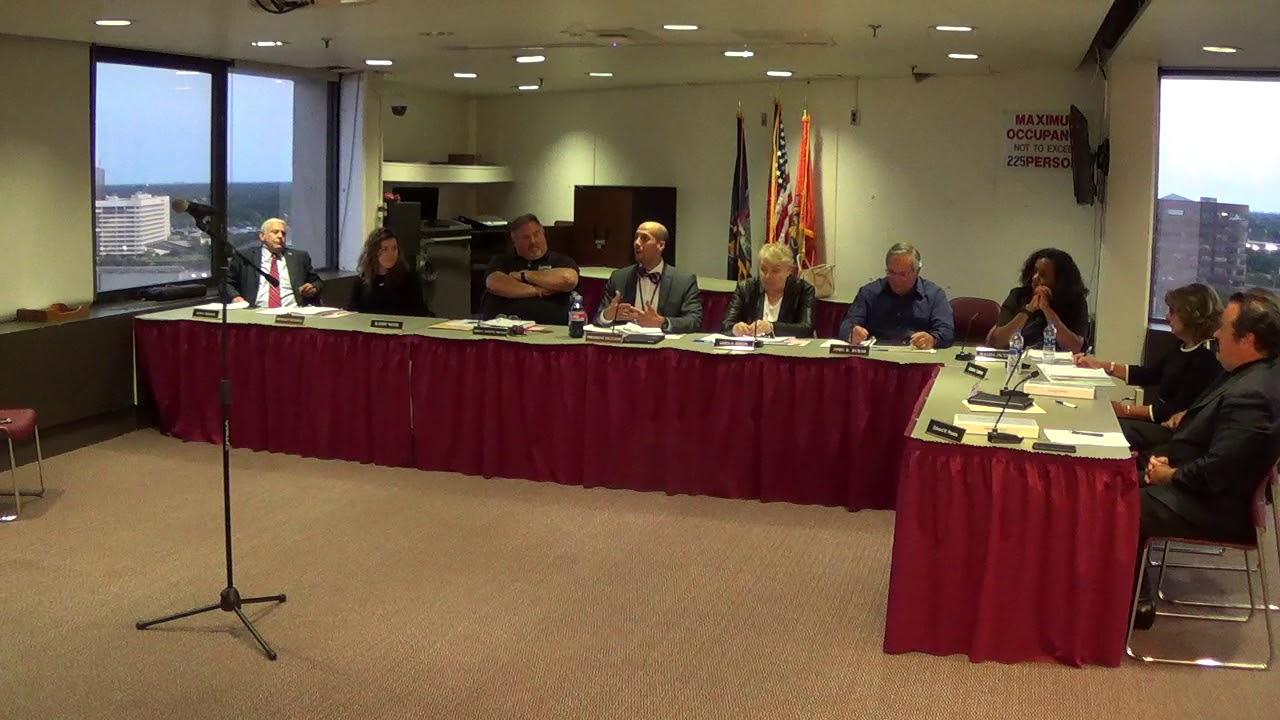 NCC Board of Trustees Meeting - September 10, 2019