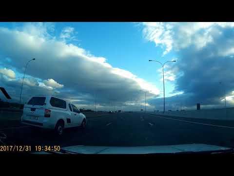 31 December 2018 drive Cape Town 1