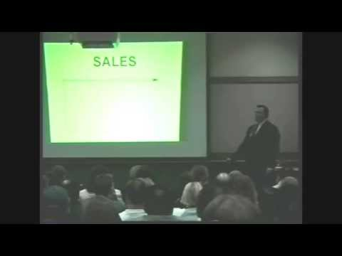 Flat Sales vs. Overhead - Management Success! Seminar