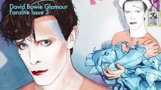 David Bowie: Glamour Issue 3 - Nacho's Tony Sales Ad.