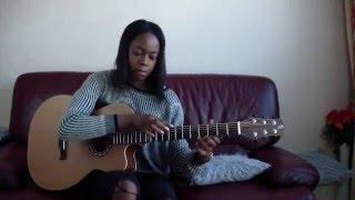 (Andy Mckee) - Ebon Coast - Illona Bolou (Baritone Guitar)