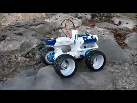 Thunderbird Salt Water Car - Green Energy Toys