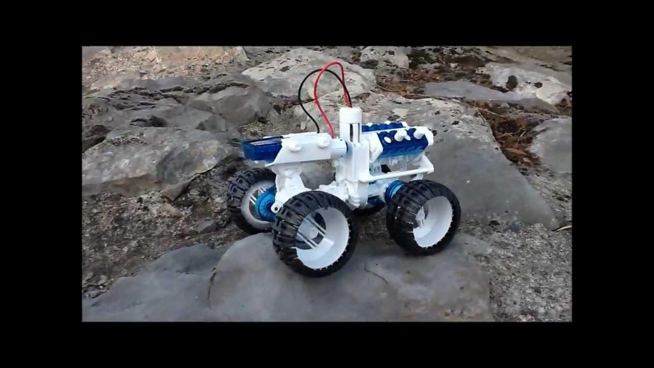 Salt Water Powered Car: Thunderbird Salt Water Car