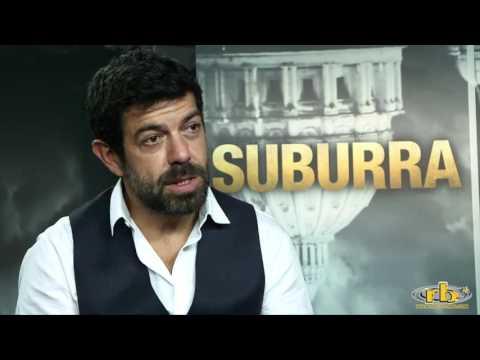 Pierfrancesco Favino, Elio Germano, Claudio Amendola - intervista Suburra - RB CASTING